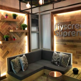 Flyscreen Supreme Homemakers Expo Stand 2018