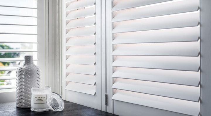 House of Supreme Security Shutters are Sleek Yet Secure