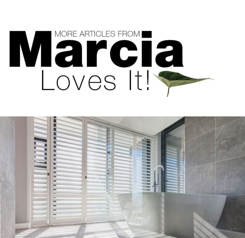 Marcia Loves it - Shutters