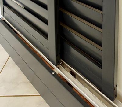 Bifold Shutters Bottom Rail