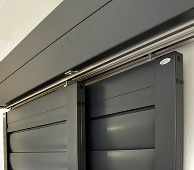 Bifold Shutters Top Rail